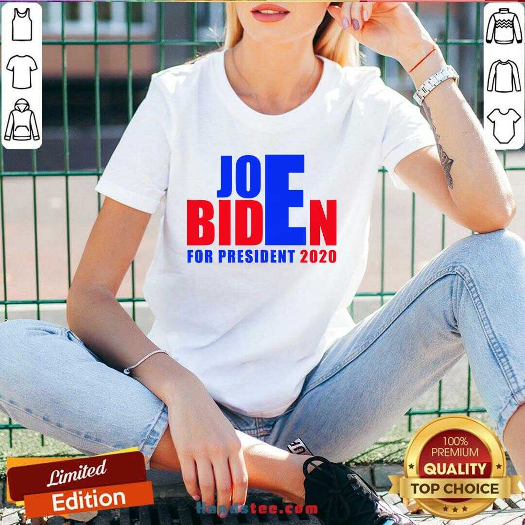 Awesome For President 2020 Joe Biden Win Trump V-neck- Design By Handstee.com
