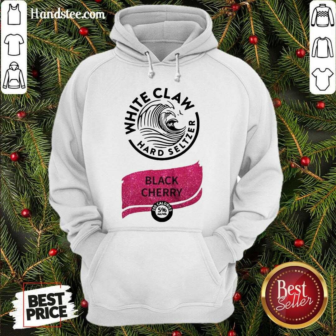 Awesome White Claw Hard Seltzer Black Cherry Hoodie- Design By Handstee.com