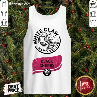 Awesome White Claw Hard Seltzer Black Cherry Tank Top- Design By Handstee.com