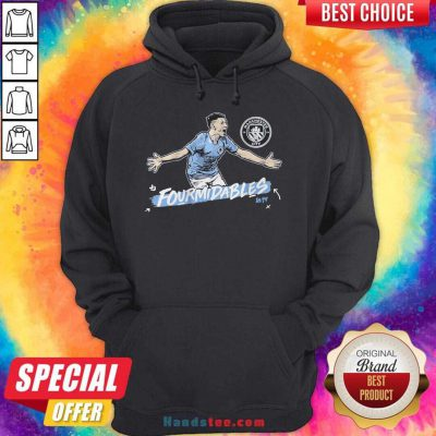 Manchester City Formidables Hoodie- Design By Handstee.com