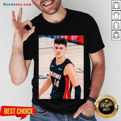 Court Culture Tyler Herro Snarl Shirt- Design By Handstee.com