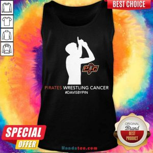 Nice Pirates Wrestling Cancer Dababy Pin Tank Top- Design By Handstee.com
