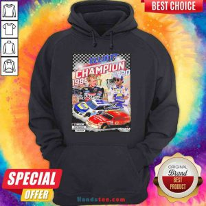 Official Elliott Champion 1988 2020 Hendrick Signatures Hoodie- Design By Proposetees.com