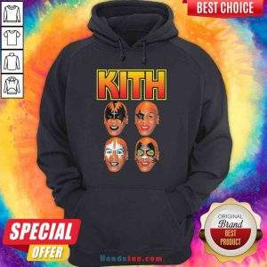 Official Wither Mike Tyson Kith Hoodie- Design By Proposetees.com