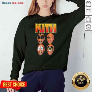 Official Wither Mike Tyson Kith Sweatshirt- Design By Proposetees.com