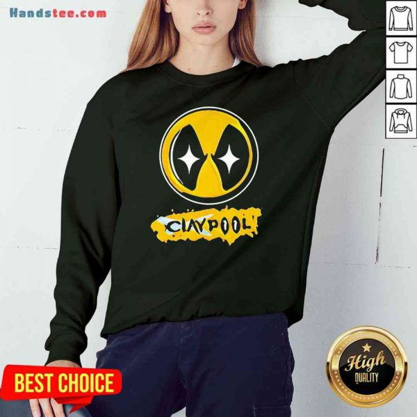 Perfect Claypool Pittsburgh Steeler Sweatshirt- Design By Proposetees.com