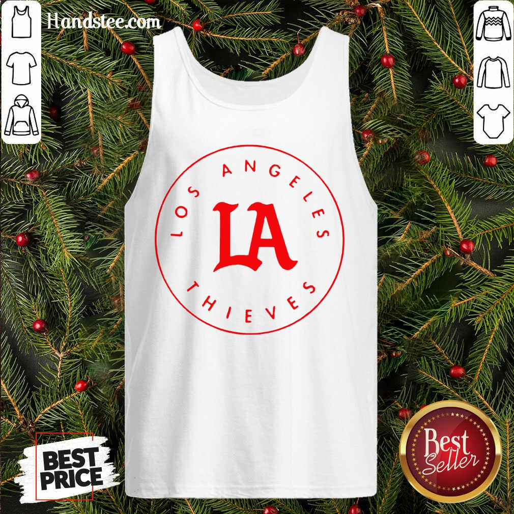 Perfect Los Angeles Thieves Tank-Top- Design By Handstee.com
