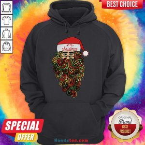 Perfect Merry Christmas Santa Claus Hoodie- Design By Handstee.com