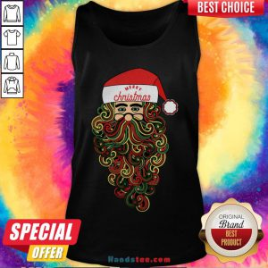Perfect Merry Christmas Santa Claus Tank Top- Design By Handstee.com