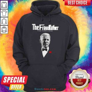Premium Joe Biden The Grandfather He'll Give You A Ballot You Can Reuse Hoodie- Design By Proposetees.com