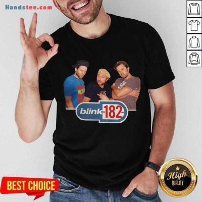 It's Always Sunny In Philadelphia Blink 182 Shirt- Design By Handstee.com