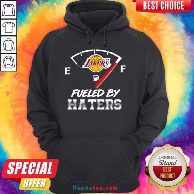 Los Angeles Lakers Nba Basketball Fueled By Haters Sports Hoodie- Design By Handstee.com