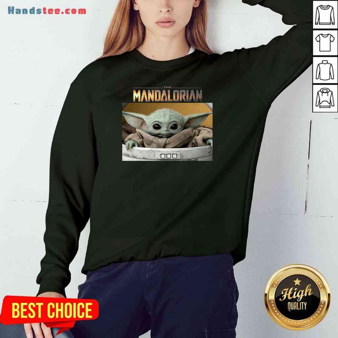 Top The Mandalorian Merchandise Sweatshirt- Design By Handstee.com