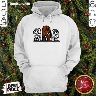 Imposter Troopers Among Us Hoodie- Design By Handstee.comAwesome Imposter Troopers Among Us Hoodie