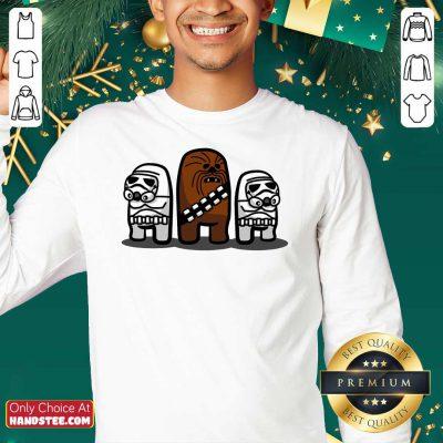 Imposter Troopers Among Us Sweatshirt- Design By Handstee.com