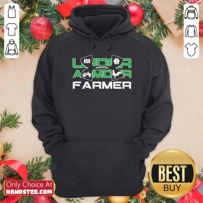Awesome Under Armour Farmer Hoodie - Design by handstee.com