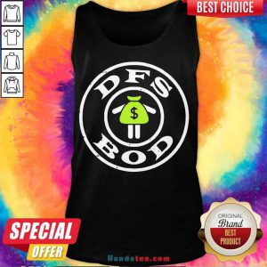 DFS Bod Tank-Top- Design By Handstee.com