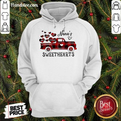 Nana's Sweethearts Truck Mike Vivian Lily Christian Hoodie- Design By Handstee.com