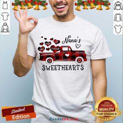 Nana's Sweethearts Truck Mike Vivian Lily Christian Shirt- Design By Handstee.com