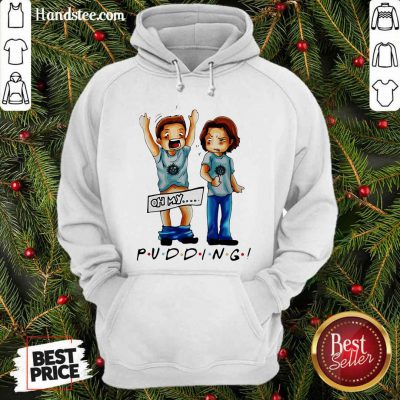 Official Supernatural Pudding Oh My Hoodie- Design by handstee.com