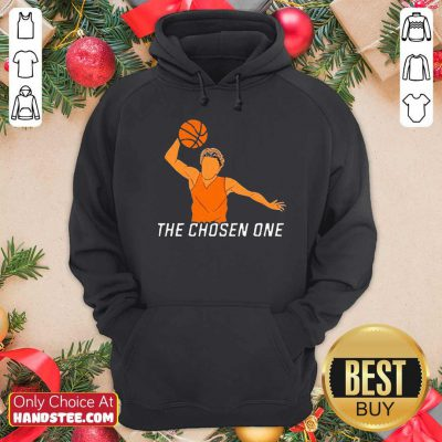 Official The Chosen One 2021 Hoodie - Design by handstee.com
