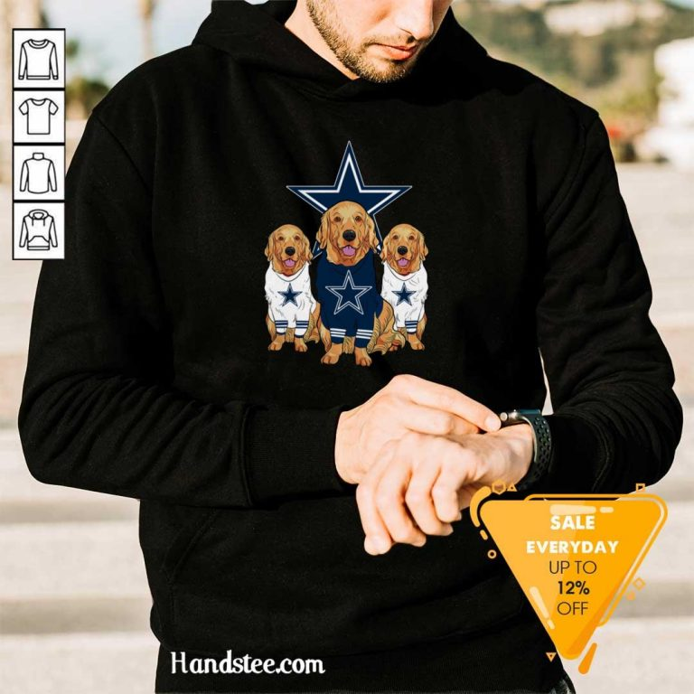 Annoyed Dogs For Team Dallas Cowboy Star 2021 Hoodie