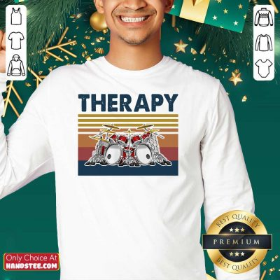 Awesome 44 Therapy Drum Band Music SweatShirt - Design by Handstee.com