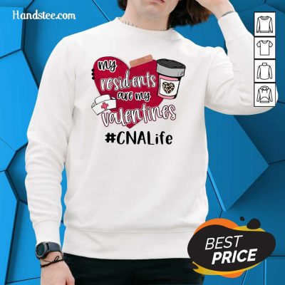 Confused CNA Perhaps This Is The Moment For Which You 8 Have Been Created Sweater - Design by Handstee.com