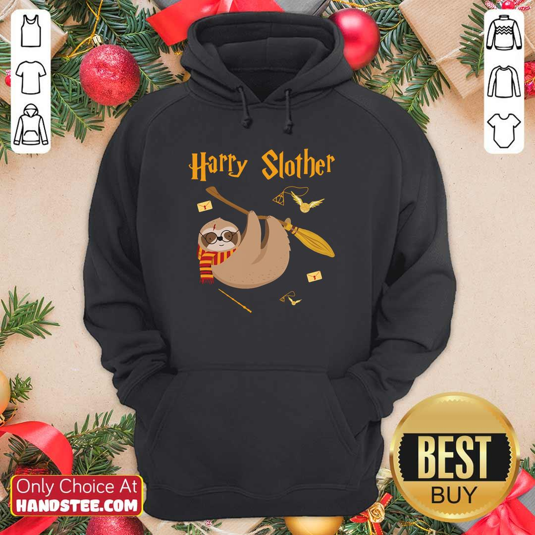 Cute Harry Potter Sloth Slother 65 Hoodie - Design by Handstee.com