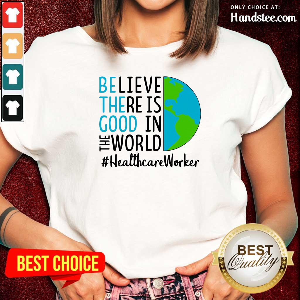 Excited In The World #Healthcare 2021 Ladies Tee - Design By Handstee.com