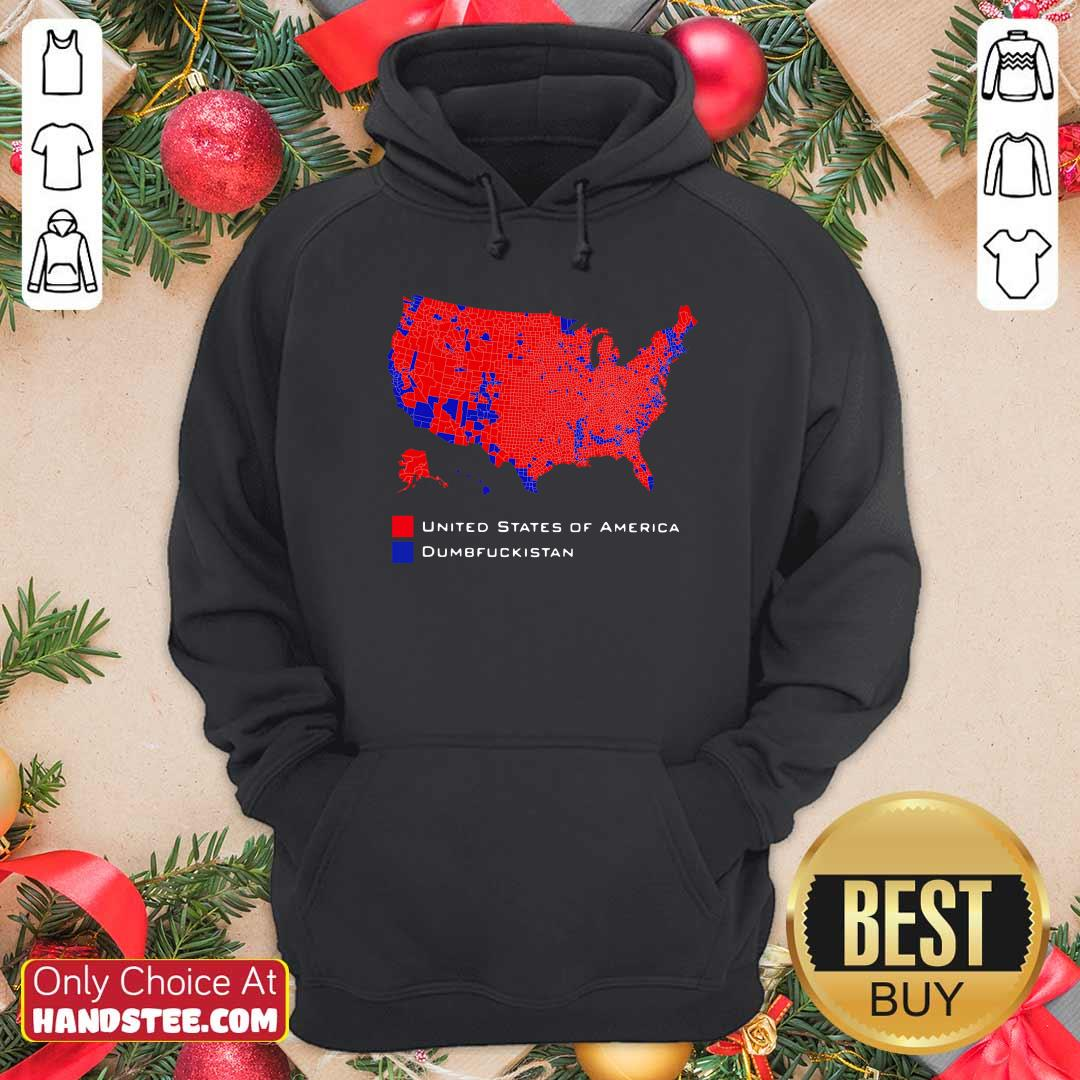 Funny Republican Version United States Vs Hoodie - Design by Handstee.com