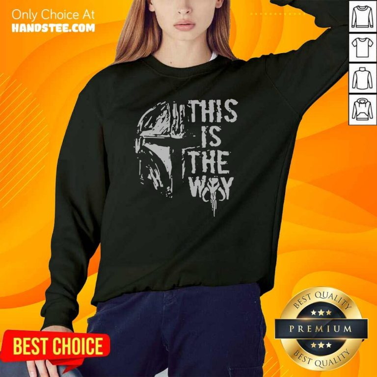 Great 2 The Mandalorian This Is The Way Sweater