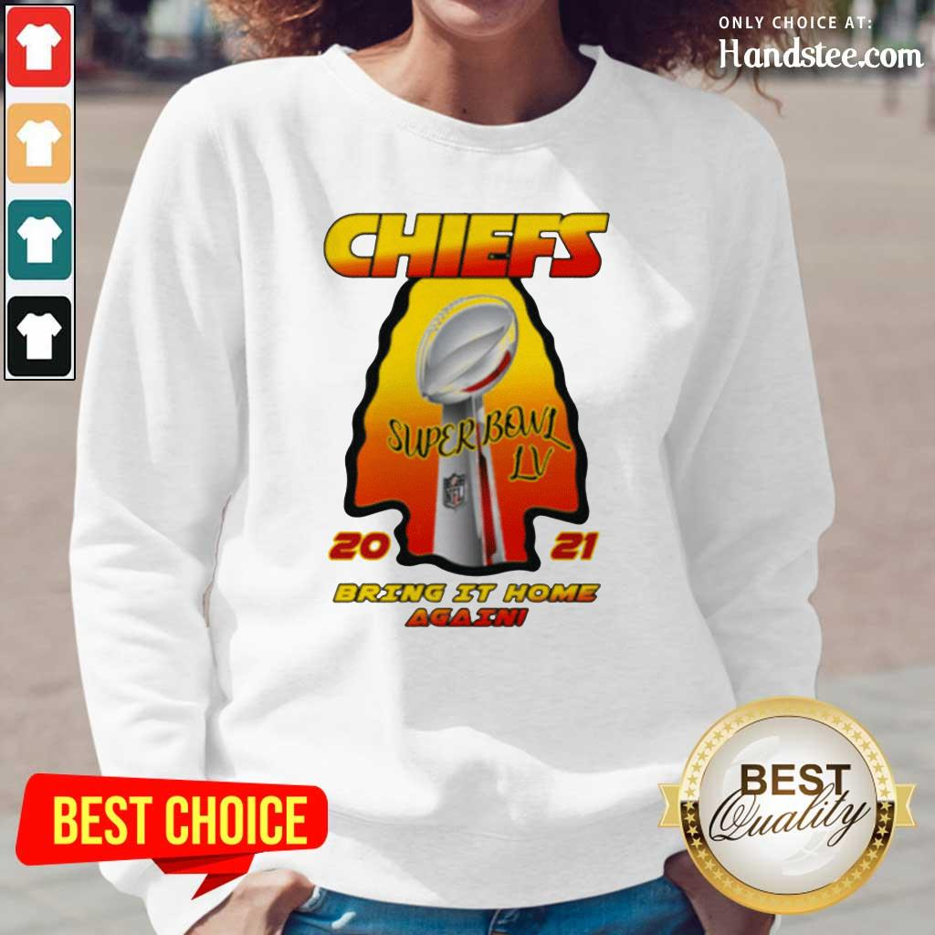 Great AFC Champions Super Bowl LV 2021 Long-Sleeved - Design By Handstee.com
