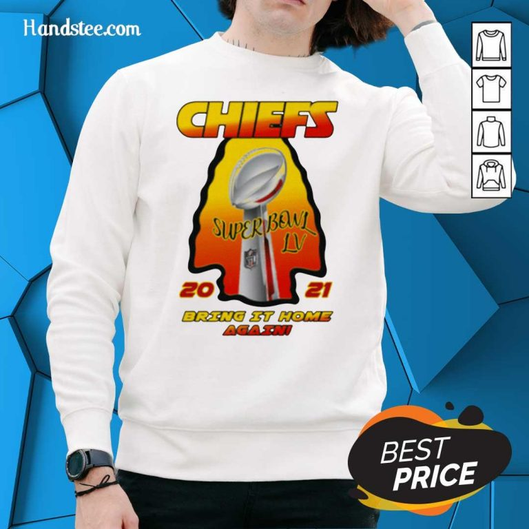 Great AFC Champions Super Bowl LV 2021 Sweater - Design By Handstee.com