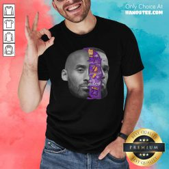 Great Kobe Bryant In Hollywood 2 Shirt - Design By Handstee.com