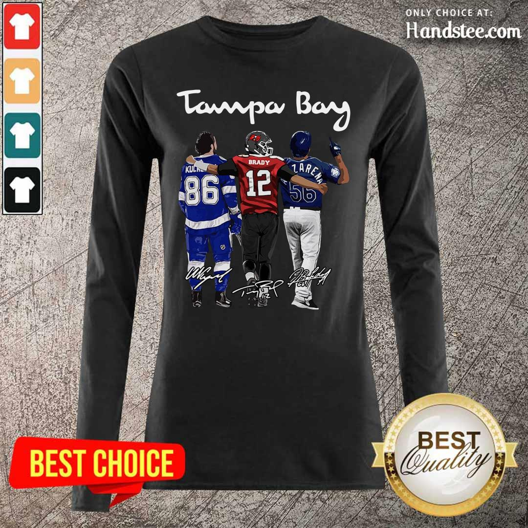 Great Tampa Bay Players 1 Long-Sleeved