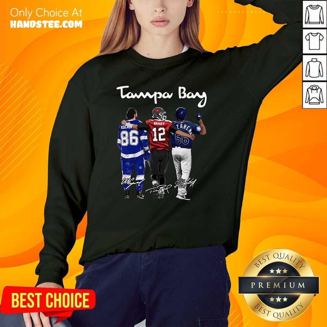 Great Tampa Bay Players 1 Sweater