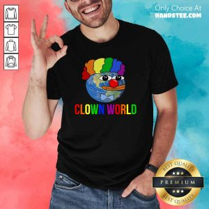 Happy Clown 67 World Shirt - Design by Handstee.com