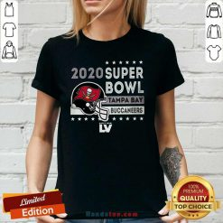 Happy Tampa Bay Buccaneers 2020 NFC Ladies Tee - Design By Handstee.com