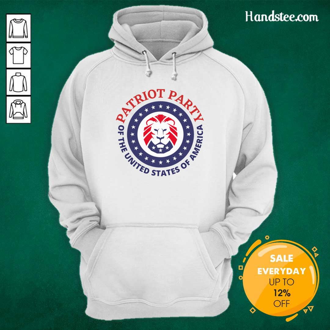 Horrified Party Of The United States Of America 5 Hoodie
