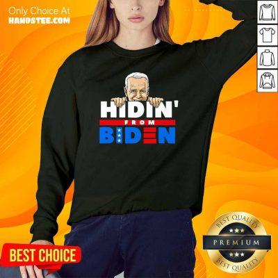 Hot Biden 2021 Political SweatShirt - Design by Handstee.com