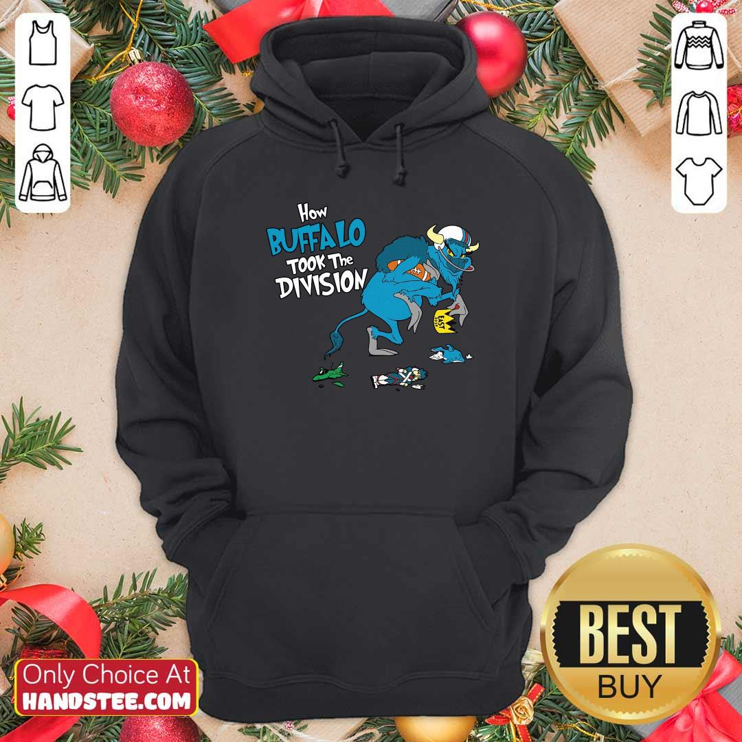 Hot Buffalo Took 29 The Division Hoodie - Design by Handstee.com