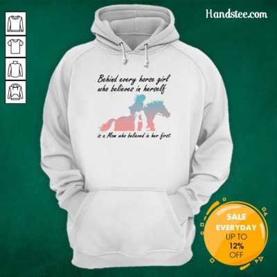 Irritated Every Horse Girl Who Believes In HerselfHoodie