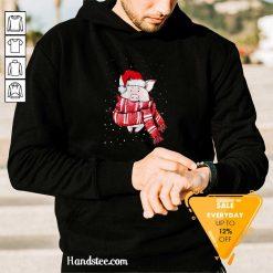 Jaded Pig Scarf 25 Christmas Hoodie - Design by Handstee.com