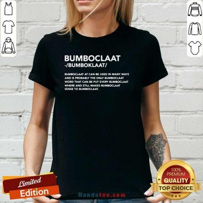 New Bomboclaat At Can Be Used 9 V-neck