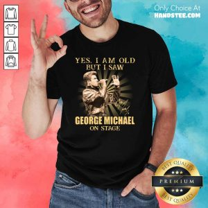 New Saw 8 George Michael On Stage Shirt - Design by Handstee.com