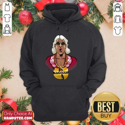 Nice Ric Flair Wu-Tang Clan 41 Hoodie - Design by Handstee.com