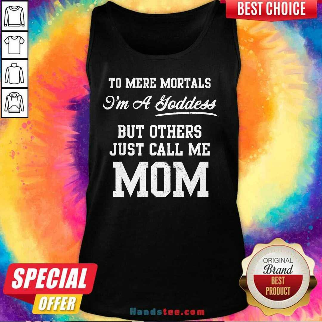 Pretty Others Just Call Me 2 Mom Tank Top - Design by Handstee.com