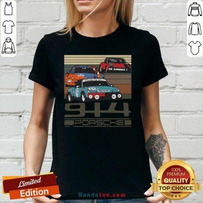 Amazing 914 Porsche Vintage Ladies Tee - Design by Handstee.com