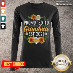 Amused Sunflower Promoted Mamaw 2021 Long-Sleeved